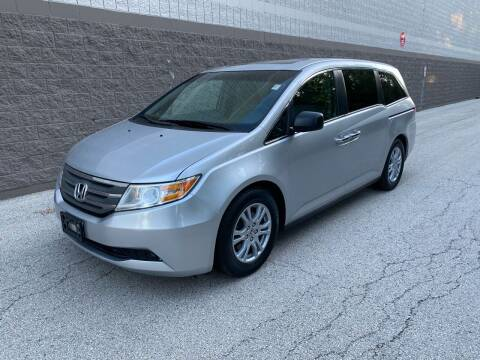 2012 Honda Odyssey for sale at Kars Today in Addison IL
