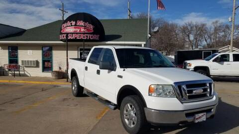 2008 Ford F-150 for sale at DICK'S MOTOR CO INC in Grand Island NE