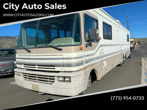 1996 Ford Motorhome Chassis for sale at City Auto Sales in Sparks NV