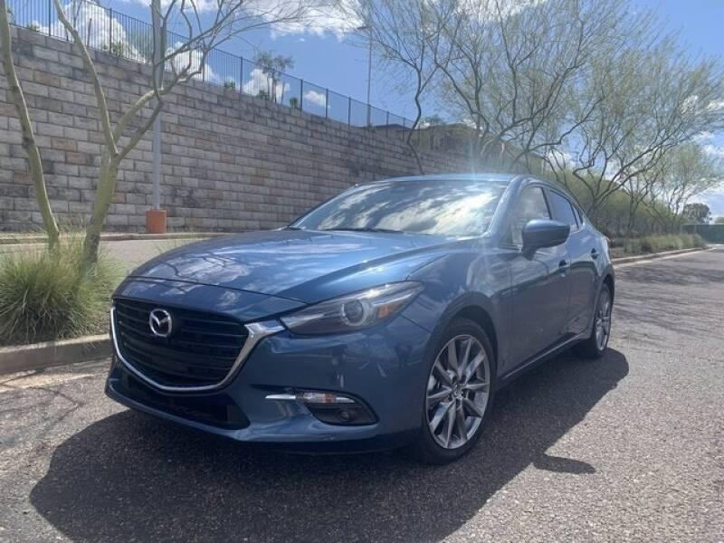 2018 Mazda MAZDA3 for sale at MyAutoJack.com @ Auto House in Tempe AZ