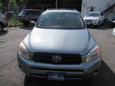 2007 Toyota RAV4 for sale at Balic Autos Inc in Lanham MD