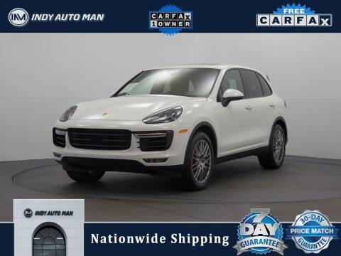 2018 Porsche Cayenne for sale at INDY AUTO MAN in Indianapolis IN