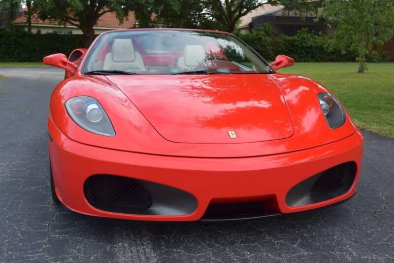 2006 Ferrari F430 for sale at Monaco Motor Group in Orlando FL