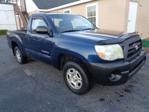 2007 Toyota Tacoma for sale at Liberty Motors in Chesapeake VA
