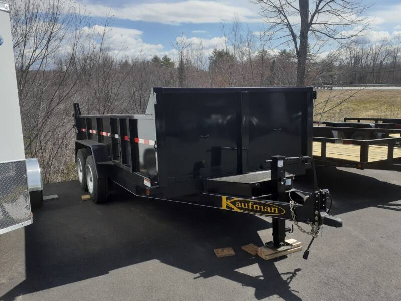 2021 Kaufman XS-14  for sale at Mascoma Auto INC in Canaan NH