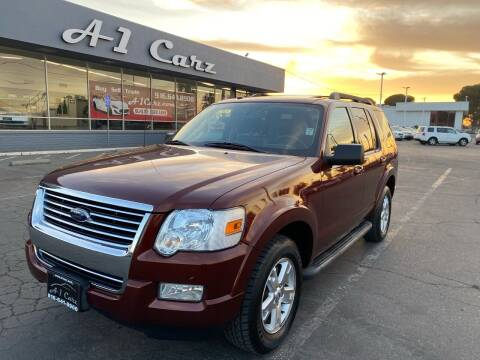2010 Ford Explorer for sale at A1 Carz, Inc in Sacramento CA