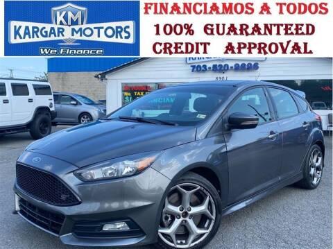 2017 Ford Focus for sale at Kargar Motors of Manassas in Manassas VA