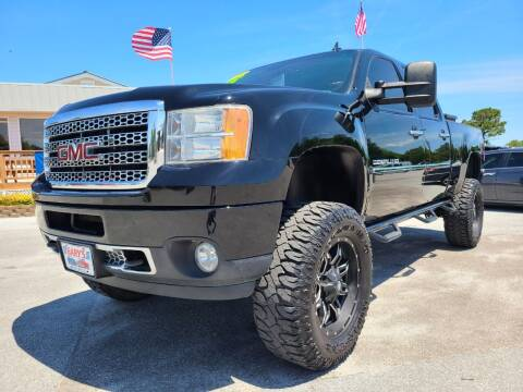2014 GMC Sierra 2500HD for sale at Gary's Auto Sales in Sneads Ferry NC