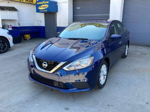 2019 Nissan Sentra for sale at US Auto Network in Staten Island NY