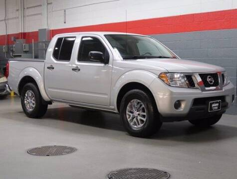 2019 Nissan Frontier for sale at CU Carfinders in Norcross GA