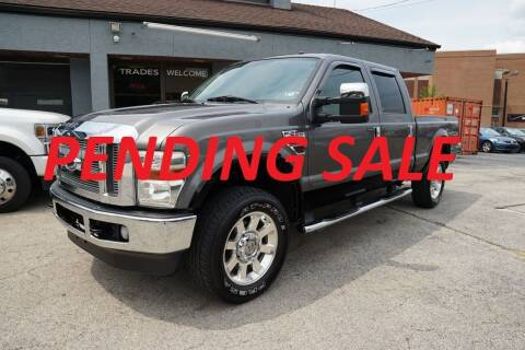 2008 Ford F-250 Super Duty for sale at PA Motorcars in Conshohocken PA