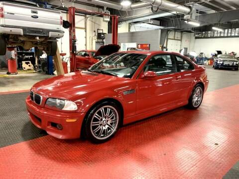 2003 BMW M3 for sale at Weaver Motorsports Inc in Cary NC