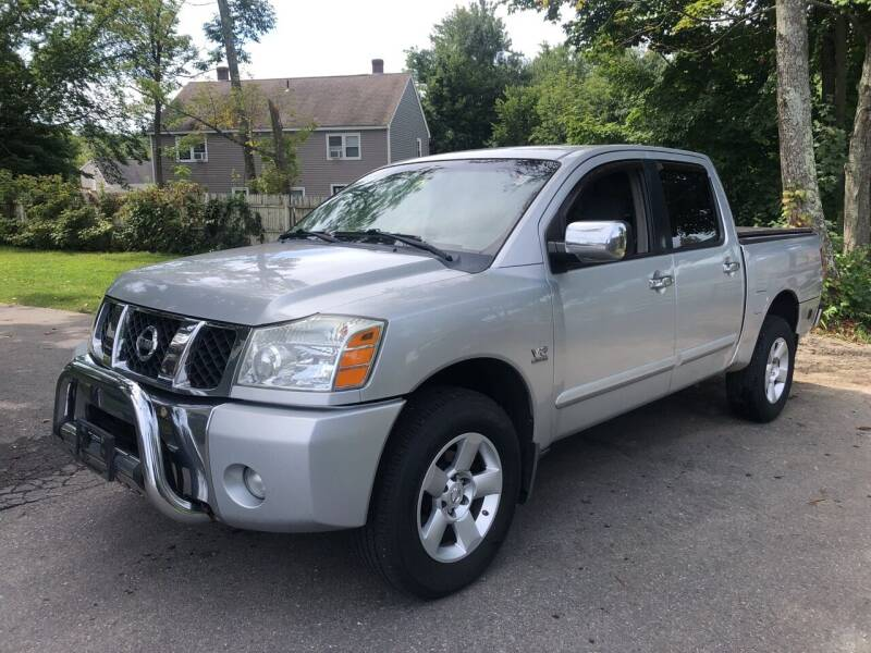 2004 Nissan Titan for sale at J's Auto Exchange in Derry NH