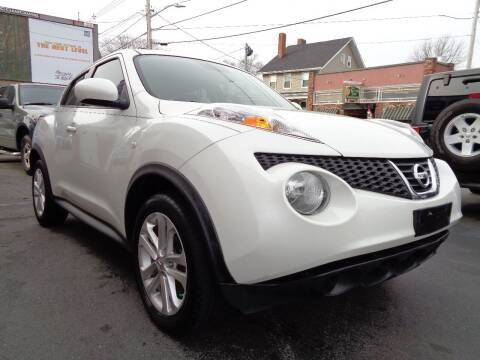 2013 Nissan JUKE for sale at Best Choice Auto Sales Inc in New Bedford MA