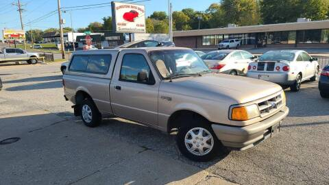 1993 Ford Ranger for sale at GLADSTONE AUTO SALES    GUARANTEED CREDIT APPROVAL in Gladstone MO