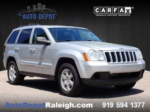 2010 Jeep Grand Cherokee for sale at The Auto Depot in Raleigh NC