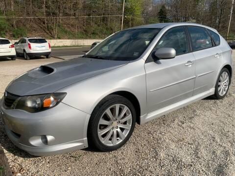 2008 Subaru Impreza for sale at Prime Auto Sales in Uniontown OH
