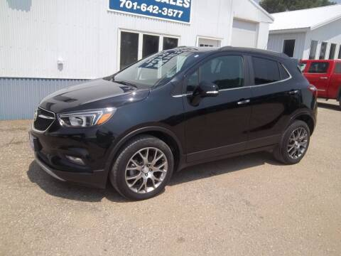 2019 Buick Encore for sale at Wieser Auto INC in Wahpeton ND