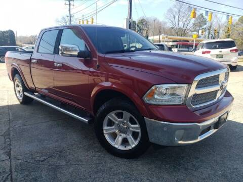 2015 RAM Ram Pickup 1500 for sale at McAdenville Motors in Gastonia NC
