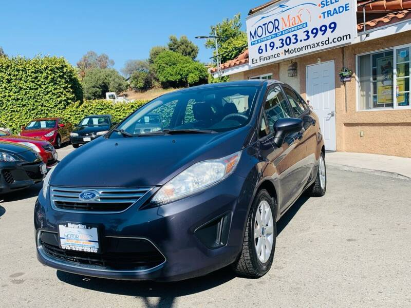 2012 Ford Fiesta for sale in Lemon Grove, CA