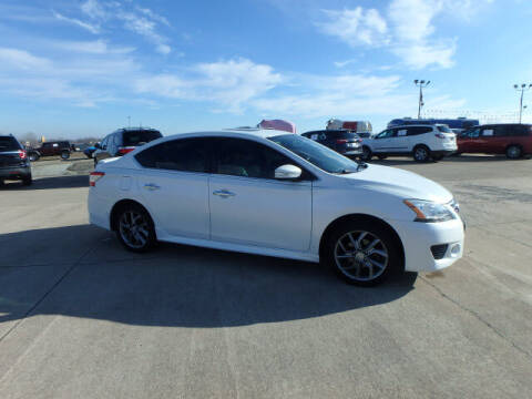 2015 Nissan Sentra for sale at BLACKWELL MOTORS INC in Farmington MO