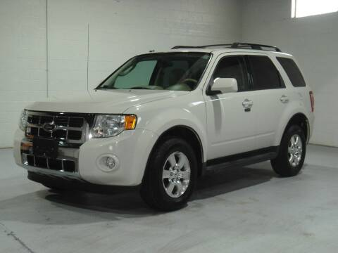 2012 Ford Escape for sale at Ohio Motor Cars in Parma OH