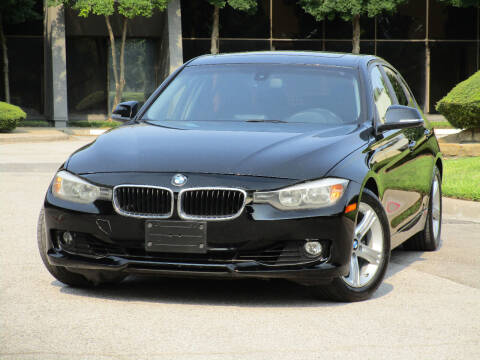 2015 BMW 3 Series for sale at Ritz Auto Group in Dallas TX