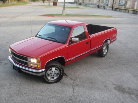 1992 Chevrolet C/K 1500 Series for sale at Jays Kars in Bryan TX