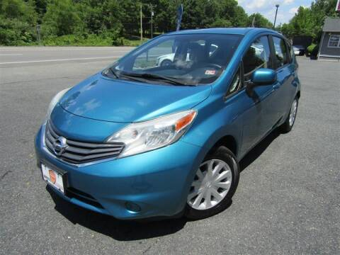 2014 Nissan Versa Note for sale at Guarantee Automaxx in Stafford VA
