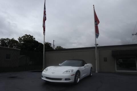 2005 Chevrolet Corvette for sale at Danny Holder Automotive in Ashland City TN