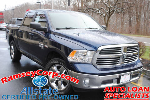 2019 RAM Ram Pickup 1500 Classic for sale at Ramsey Corp. in West Milford NJ