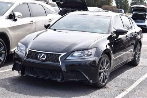 2013 Lexus GS 350 for sale at BOB ROHRMAN FORT WAYNE TOYOTA in Fort Wayne IN