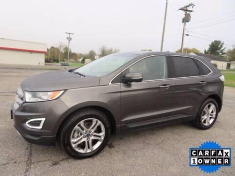 2018 Ford Edge for sale at DUNCAN SUZUKI in Pulaski VA