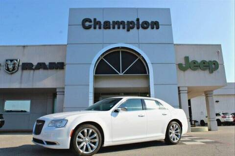 2019 Chrysler 300 for sale at Champion Chevrolet in Athens AL