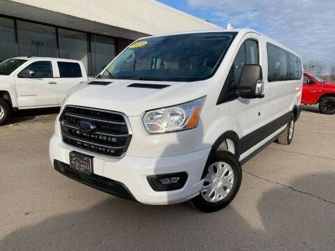 2020 Ford Transit Passenger for sale at Auto Mall of Springfield in Springfield IL