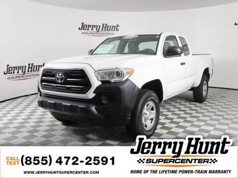2016 Toyota Tacoma for sale at Jerry Hunt Supercenter in Lexington NC