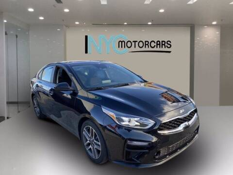 2019 Kia Forte for sale at NYC Motorcars in Freeport NY