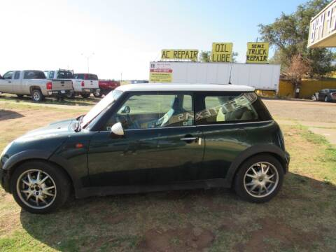 2004 MINI Cooper for sale at West Texas Consignment in Lubbock TX