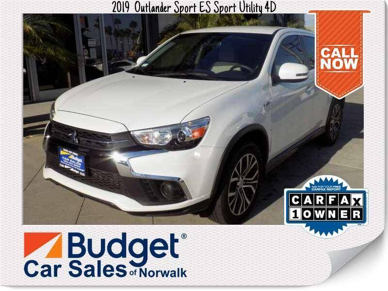 2019 Mitsubishi Outlander Sport for sale in Norwalk, CA