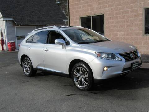 2013 Lexus RX 450h for sale at Advantage Automobile Investments, Inc in Littleton MA