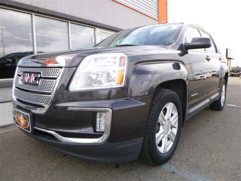 2016 GMC Terrain for sale at Torgerson Auto Center in Bismarck ND