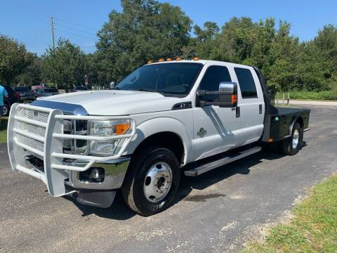 2011 Ford F-350 Super Duty for sale at Gator Truck Center of Ocala in Ocala FL