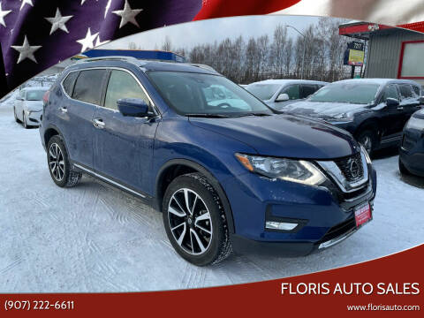 2019 Nissan Rogue for sale at FLORIS AUTO SALES in Anchorage AK