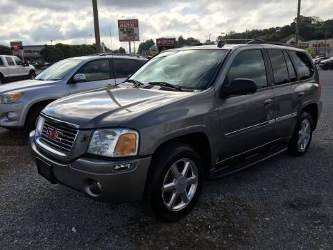2008 GMC Envoy for sale at Wholesale Auto Inc in Athens TN