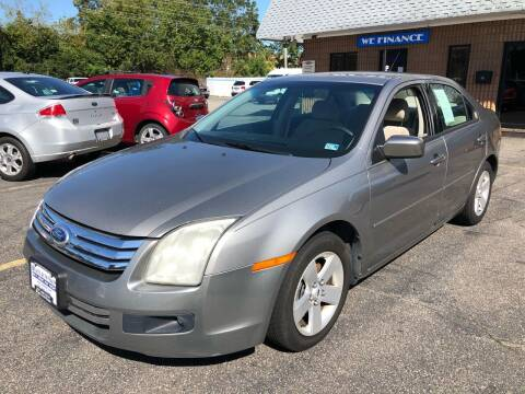 2008 Ford Fusion for sale at Beach Auto Sales in Virginia Beach VA