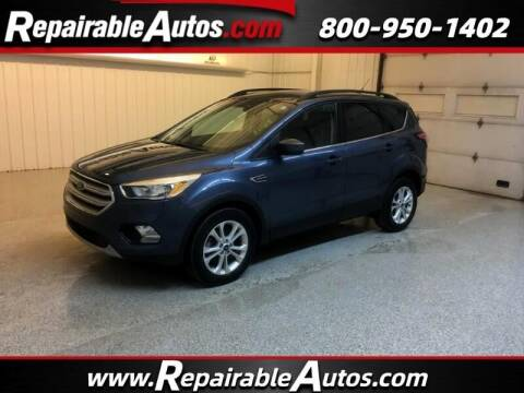 2018 Ford Escape for sale at Ken's Auto in Strasburg ND