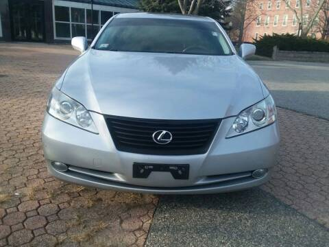 2007 Lexus ES 350 for sale at Better Auto in South Darthmouth MA