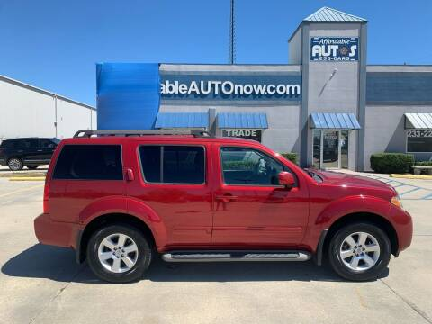 2011 Nissan Pathfinder for sale at Affordable Autos in Houma LA