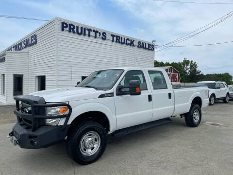 2015 Ford F-250 Super Duty for sale at Pruitt's Truck Sales in Marietta GA
