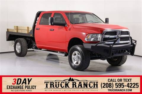 2017 RAM Ram Pickup 2500 for sale at Truck Ranch in Twin Falls ID
